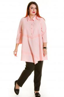 Блузка 625 Luxury Plus (Розовый)