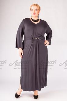 "Платье ""Артесса"" PP32403GRY22 (Темно-серый)"