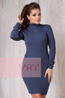Платье женское 2235 Фемина (Джинс)